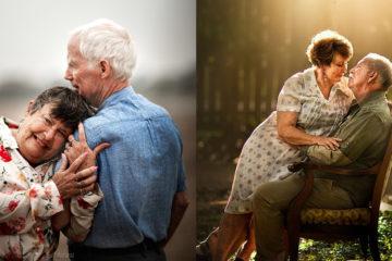 仍愛妳如少年時,此生絕不離婚:11張「高齡放閃照」讓人相信了真愛