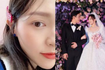 「唐嫣」被讚像少女:和對的人結婚,真的不一樣