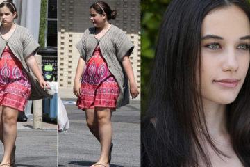 「屈伏塔」女兒被說太胖,長大後美若天仙:別人的嘴堵不完,做好自己就贏了