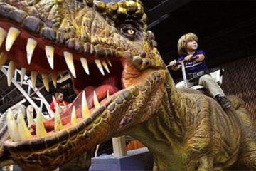 研究指出:喜歡「恐龍」的小孩特別聰明,越著迷智商越高!