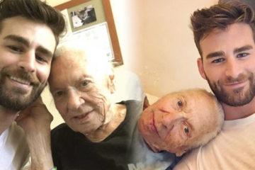 他將89歲「獨居老奶奶」接回家,視作沒血緣的親人:善良可以治癒人心