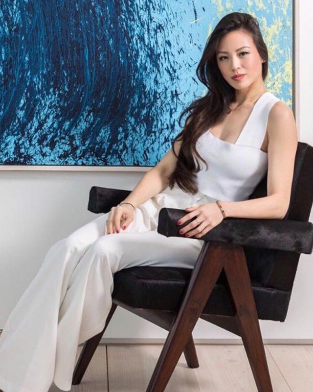 英國公主未婚夫的前妻送祝福,被贊自信,華裔設計師聰明又美麗
